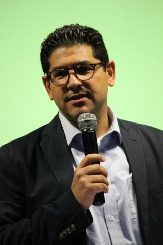 Keynote speaker, Mr. Walid Badawi