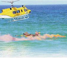 wof chopper used for more than fighting fires