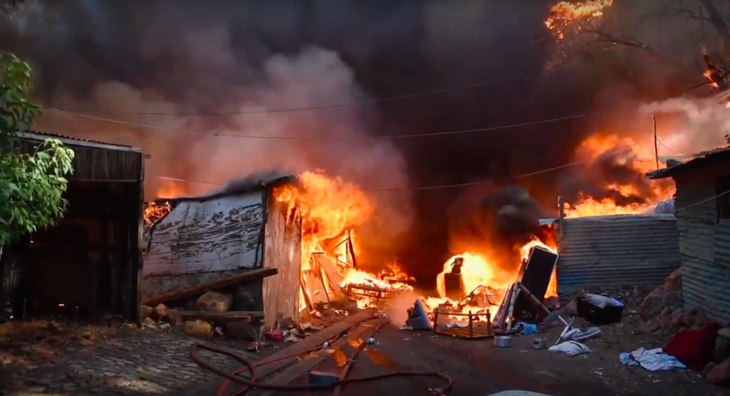 Climate change adaptation in Sir Lowry's Pass Village - a FireWise movie